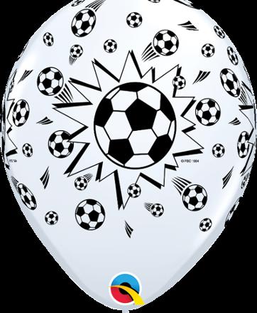 "11"" soccer balls latex"