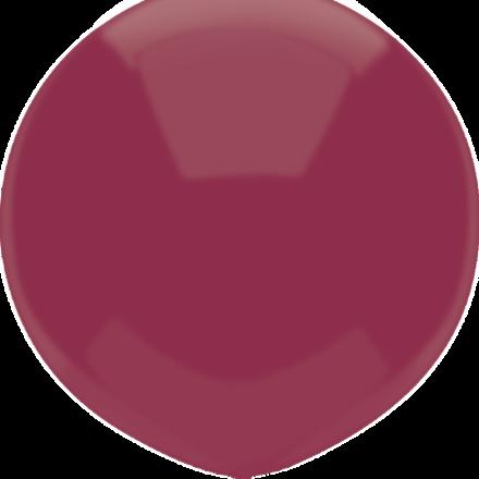 deep burgundy latex