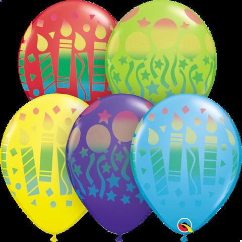birthday sprays latex