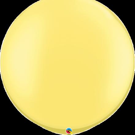 pearl lemon chiffon latex