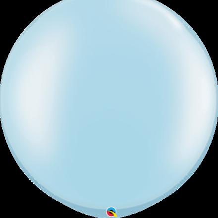 pearl light blue latex