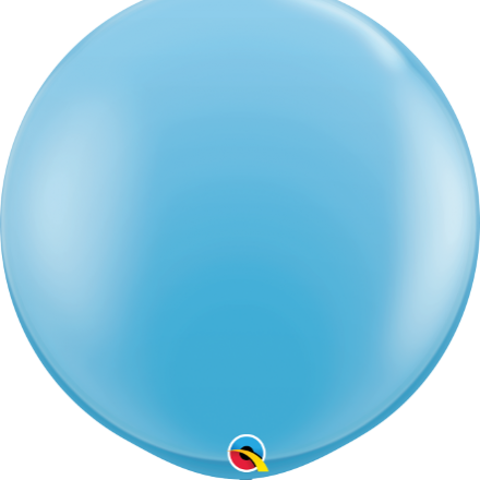 pale blue latex