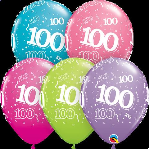 100th latex