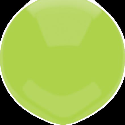 "17"" kiwi lime latex"