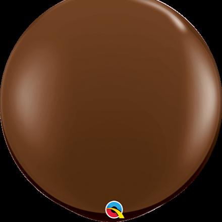 chocolate brown latex