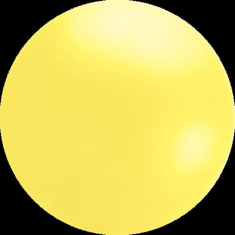 """4"""" yellow latex"""