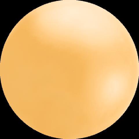 """4"""" orange latex"""