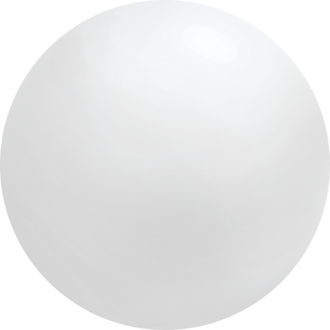 "5.5"" white latex"
