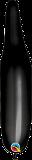 321Q onyx black latex