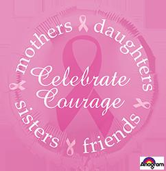 Breast Cancer Awareness mylar