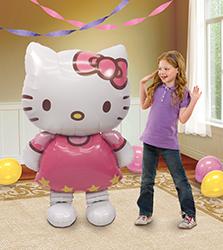 Hello Kitty air walker