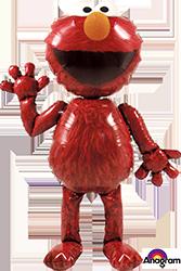 Elmo air walker mylar