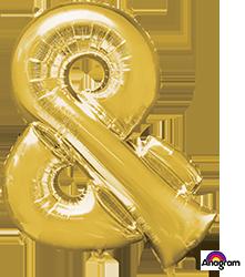 Symbol`&`Gold mylar