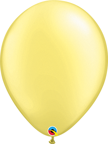 "16"" Pearl Lemon Chiffon"