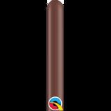 160Q chocolate brown latex