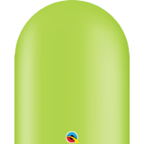 646Q lime green latex