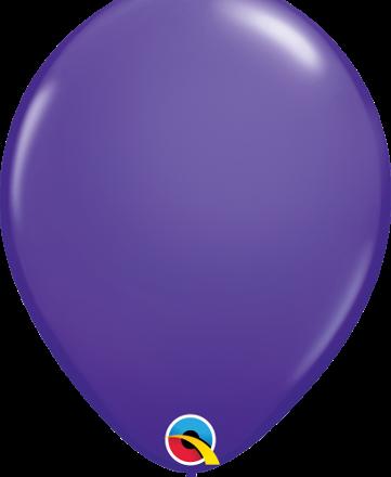 """11"""" purple violet latex"""