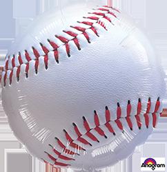 Championship Baseball mylar
